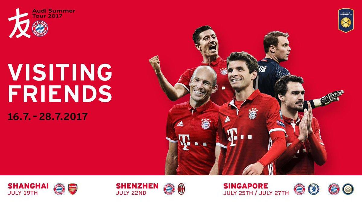 Let's go to Asia #FCBayern #esmuellert #fcb https://t.co/YqhL7l0qbg