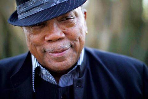 Happy birthday Quincy Jones! 84 years young
