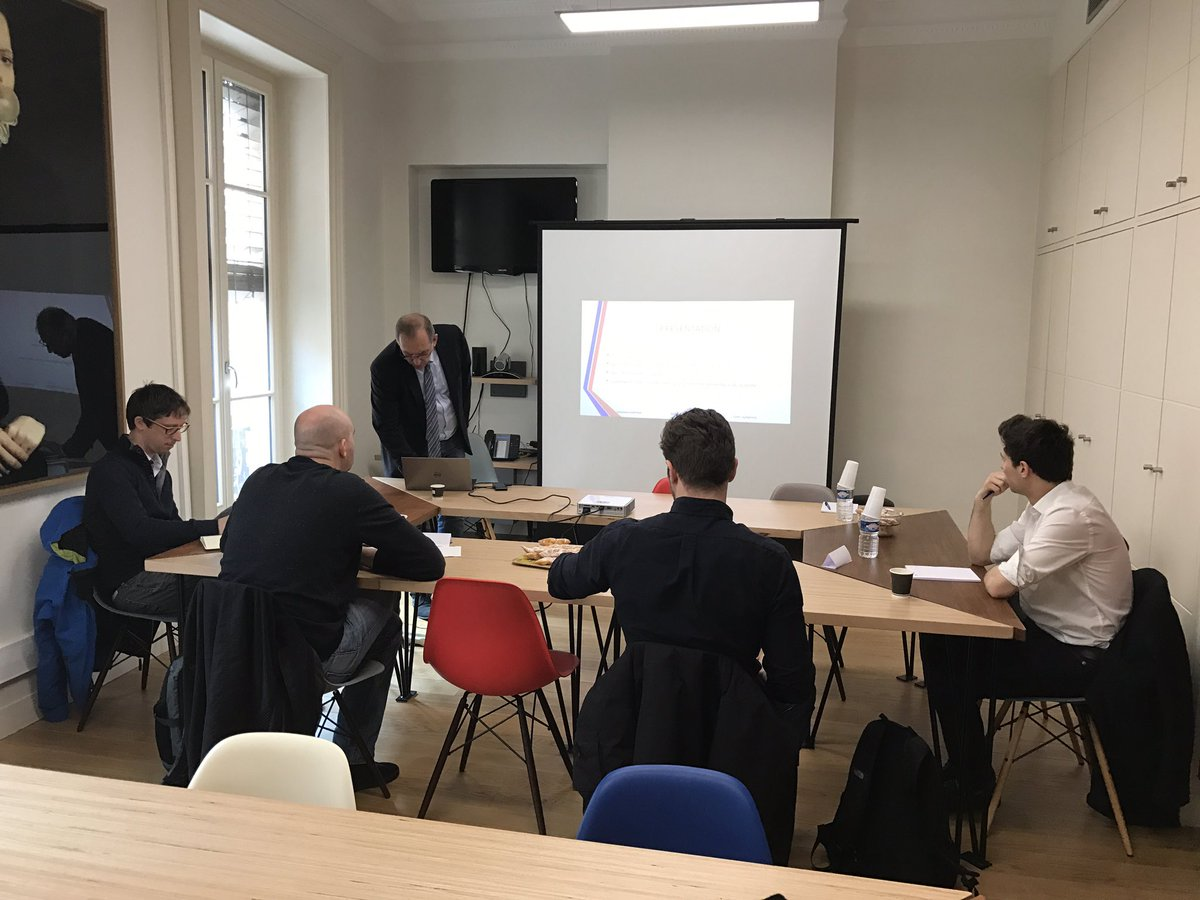 Atelier #BDOCoaching sur la stratégie commerciale pour nos #startups à Lyon <br>http://pic.twitter.com/GCuUEJ3u8T