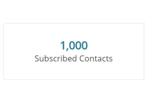 test Twitter Media - We've reached 1000 subscribers to our monthly e-newsletter! But don't worry - there's still room for more! https://t.co/XVCCahF3kL #socinv https://t.co/wkBPT94BAD