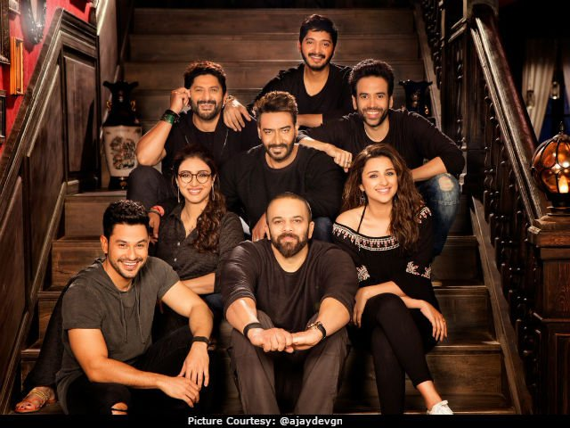 On Rohit Shetty\s Birthday, Reveals The First Look Of Cast