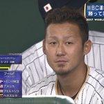 カメラで遊ぶ日本の4番(5番)の中田翔さん!