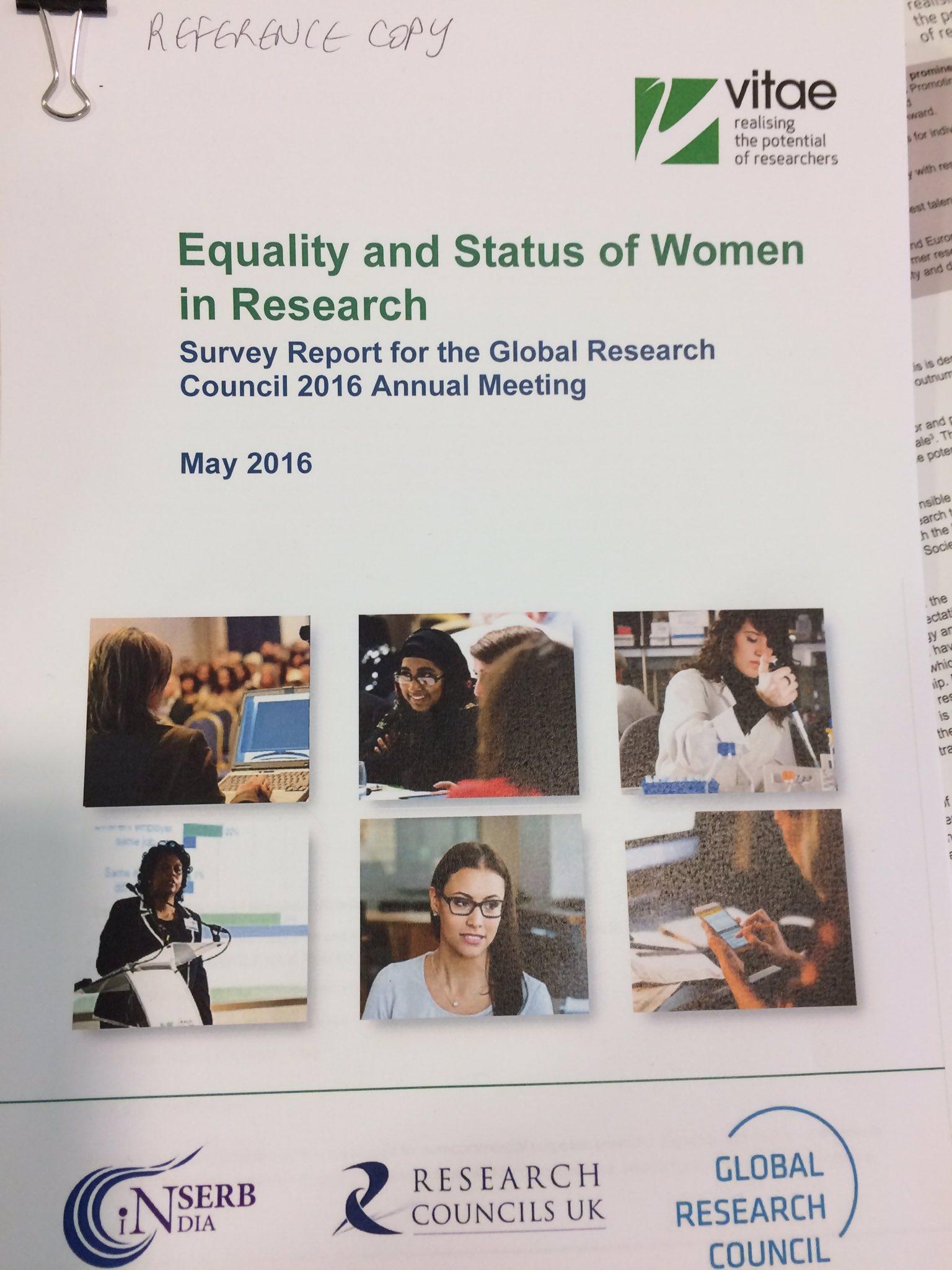 Thumbnail for Establishing parity for BME researchers #vitae17