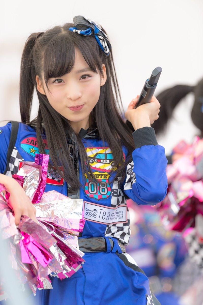 AKB48 チーム8小栗 有以 20170312 「TOYOTA presents AKB48 Team 8 カートグランプリ 初代最速女王は誰だ!?」決勝戦 富士スピードウェイAKB48  チーム8 小栗有以(東京都) #Team8 #小栗有 ...