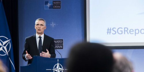 Taliban is real threat to Afghanistan: NATO
