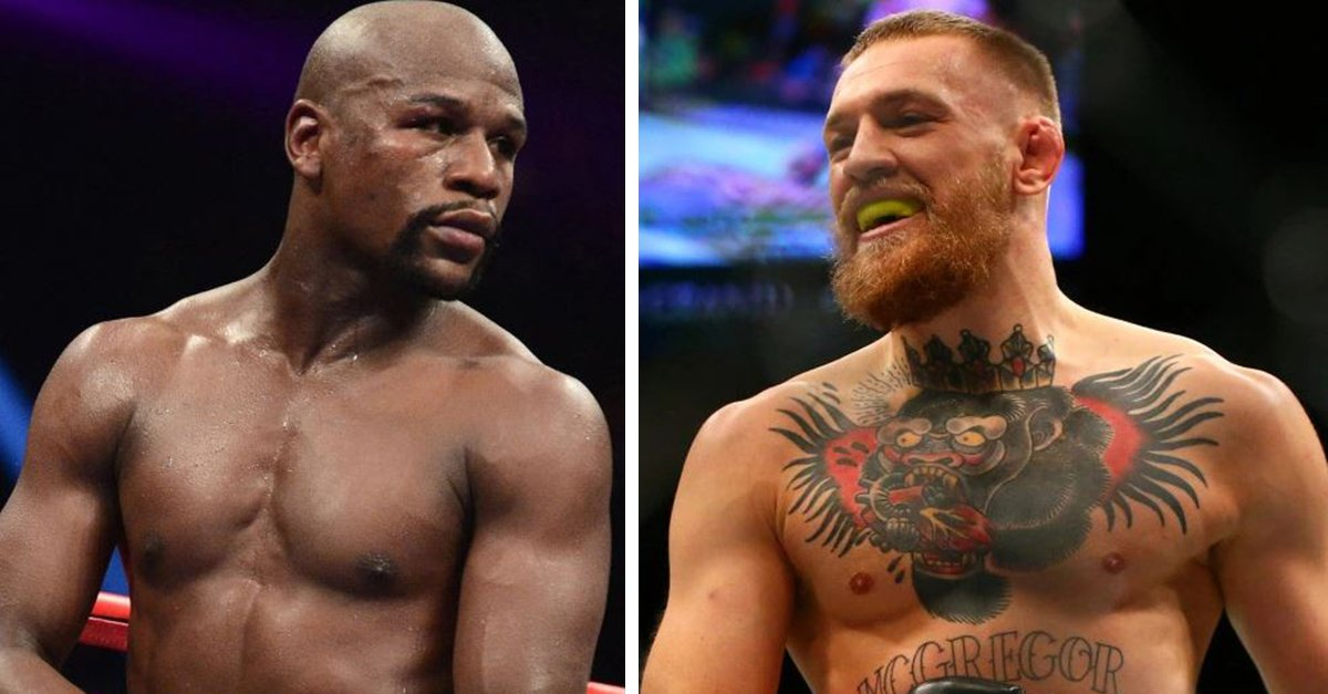 It's on! Mayweather and McGregor to fight at Las Vegas' T-Mobile Arena on June 10 with both chasing $100m purse https://t.co/qtcsRRi9YY