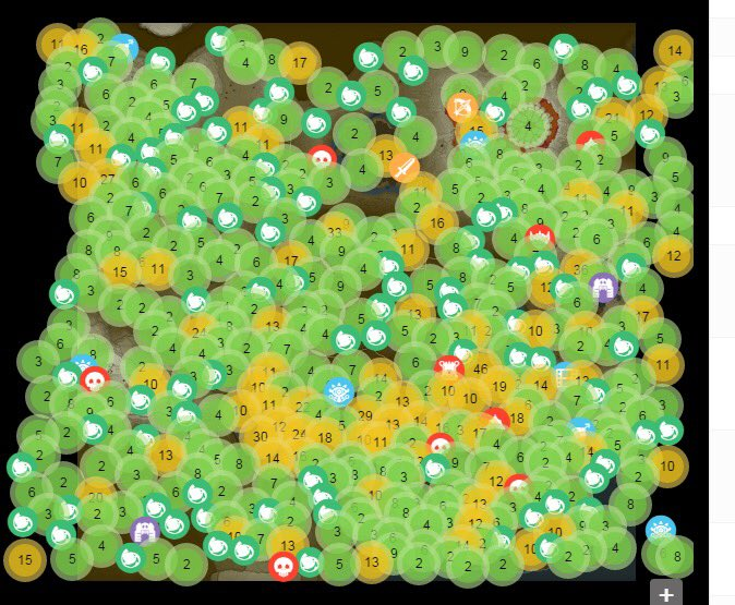 Este mapa interactivo revela todos los lugares y objetos secretos del nuevo Zelda