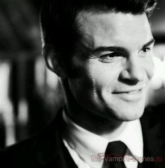 Dearest Daniel Gillies, thank you for Elijah.  Wishing you a very Happy Birthday and great life ahead :)