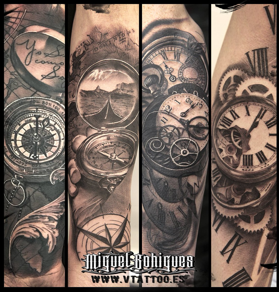V Tattoo Spain On Twitter Hay Quienes Estropean Relojes Para
