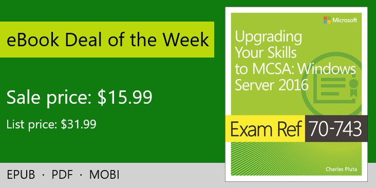upgrading your skills to mcsa windows server 2016 pdf