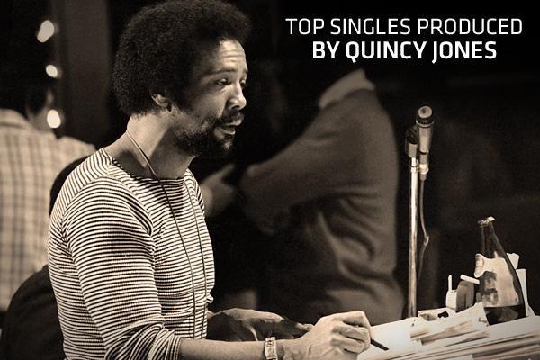 Happy birthday Top Singles Produced by Quincy Jones: