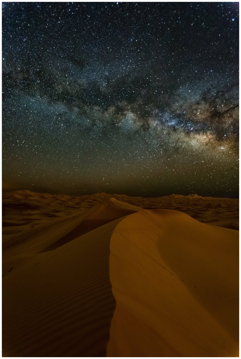 In second place is @StuBennettPhoto's gorgeous desert nightscape. Well done, Stuart! #WexMondays https://t.co/y0qLOzGPq3