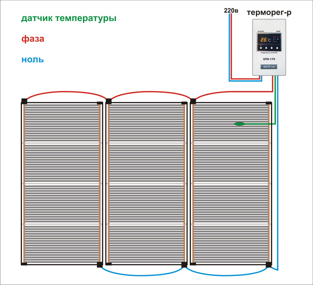 Схема подключения иммобилайзера black bug