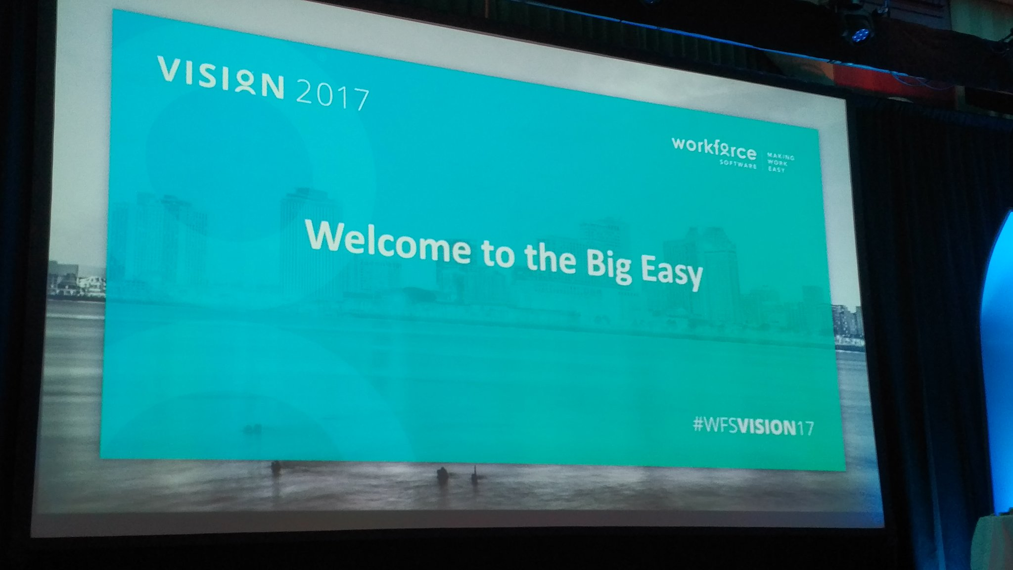 Ready for #wfsvision17 - [Tweetstorm]={ON} https://t.co/cZZMQ4ydc9