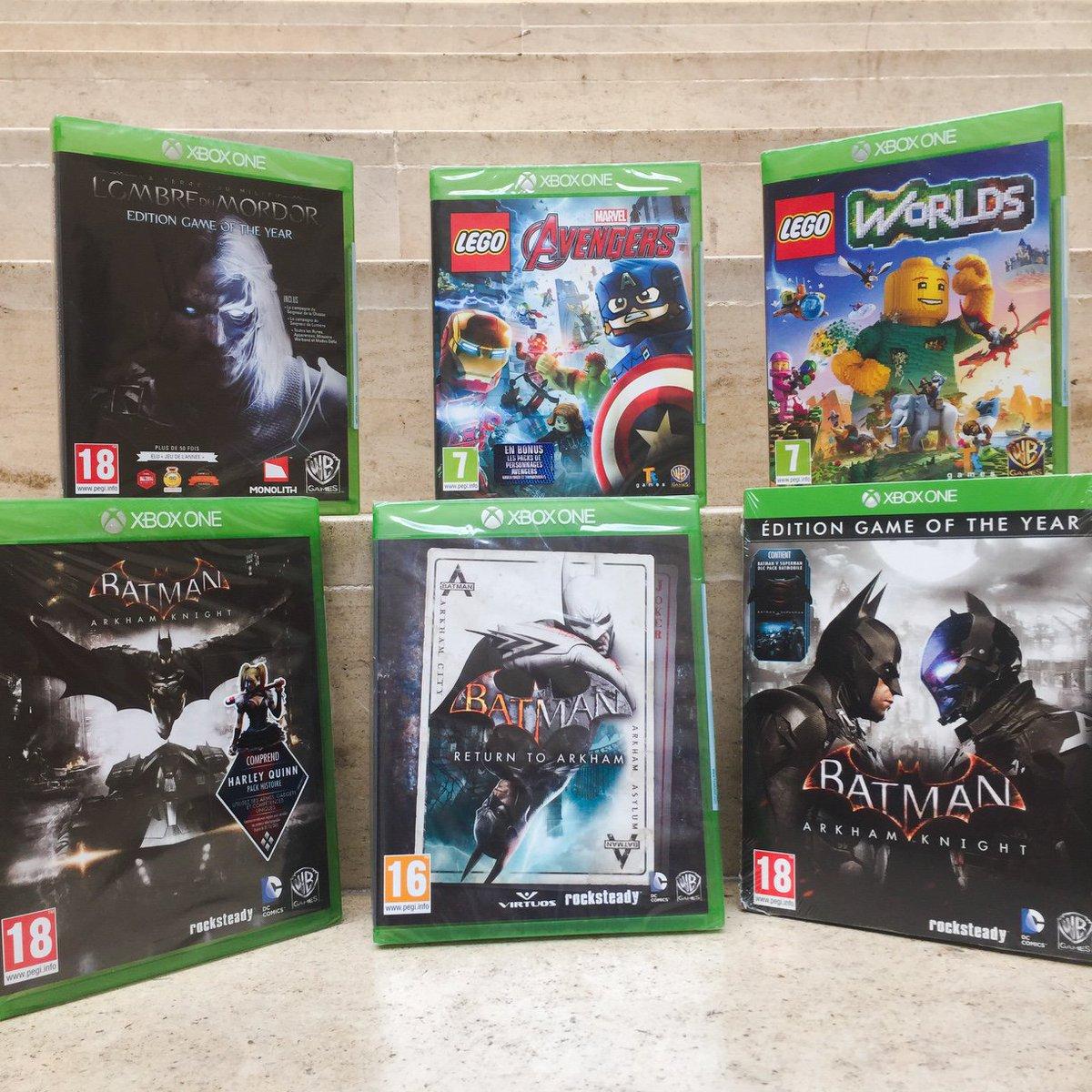 Warner Bros France On Twitter Bon Anniversaire At Xboxfr Pour