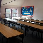 New chairs and desks! Better comfort for our hard working trainees #scitt #loveteaching