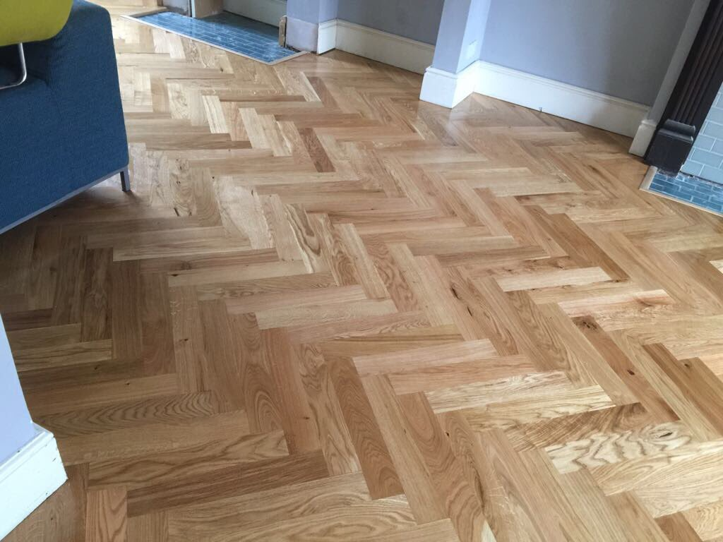 If our customers are happy then so are we and that's why folks, shopping locally makes a difference #winwin #woodfloors #dulwich #blackheath