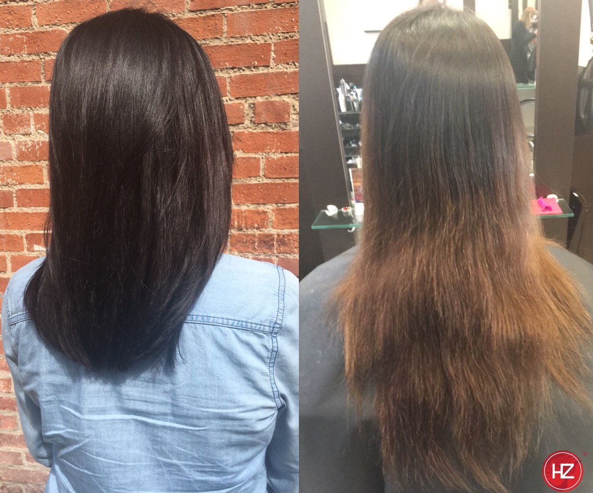 Hairzoo On Twitter Cut Color With Olaplex Treatment Style By