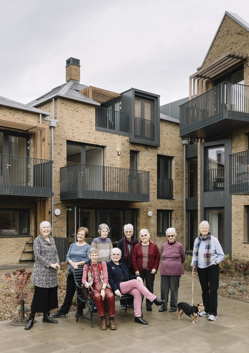 RT @HarrisonFraser1 Older women are now co-housing in London https://t.co/p8zfkc5YGs