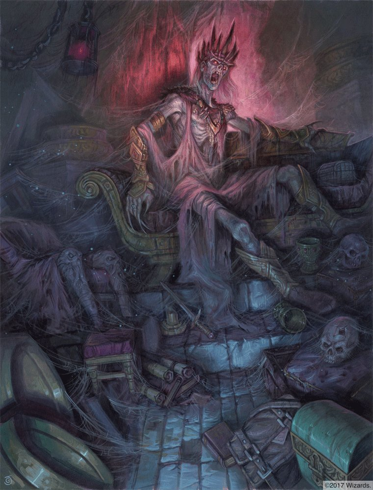Cover of Tomb of Horrors 5e