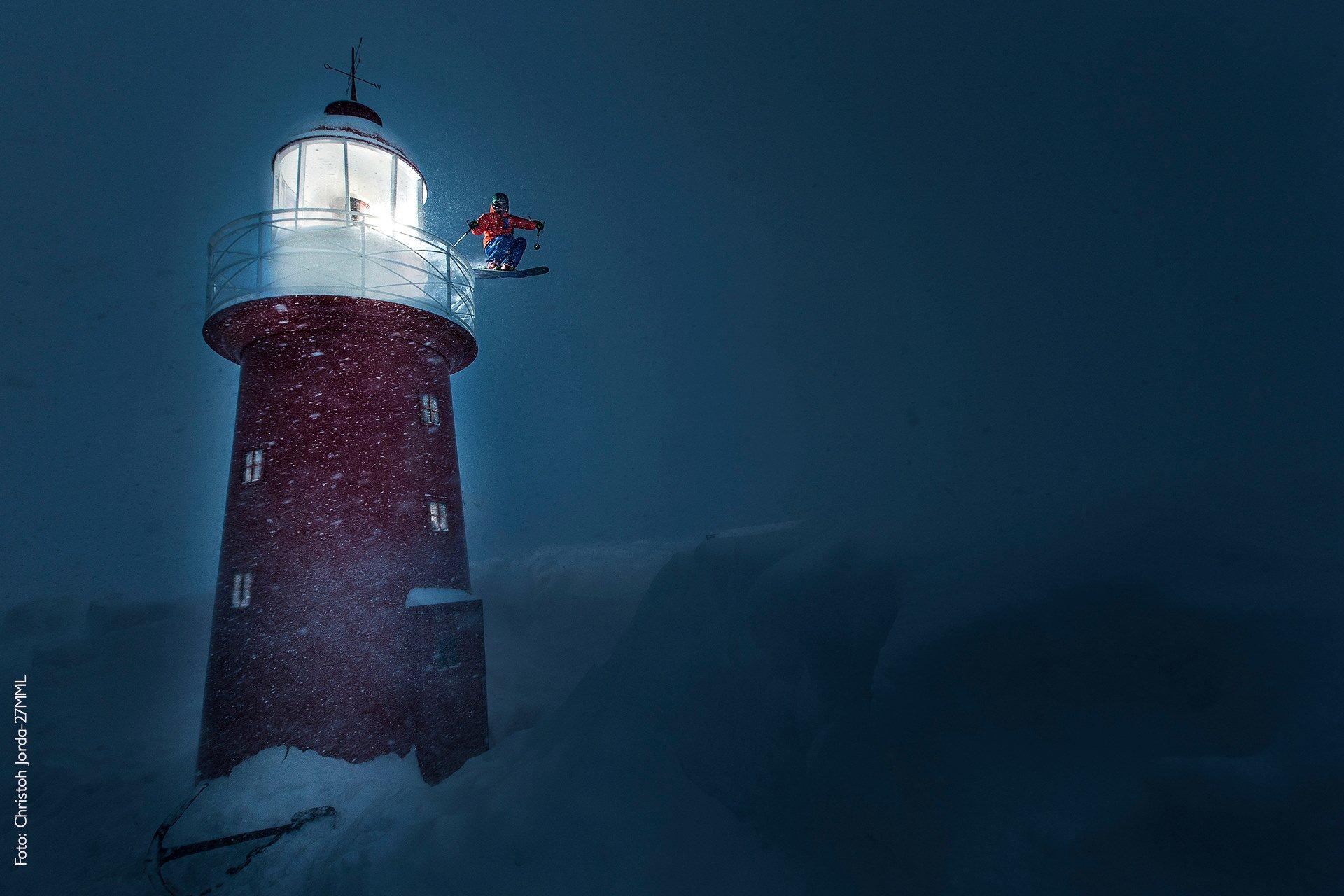 The Lighthouse Christoph Jorda Oberalppass Suiza
