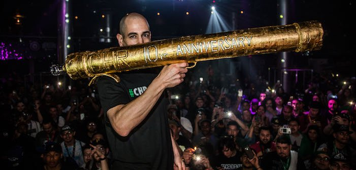 """5-Pound """"Bazooka Blunt"""" Sets New World's Largest Blunt Record"""