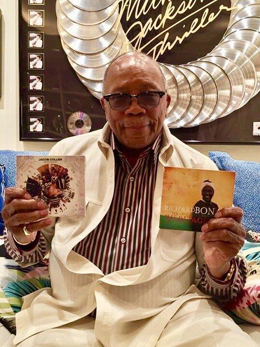 to my 237  brother...  Quincy Jones