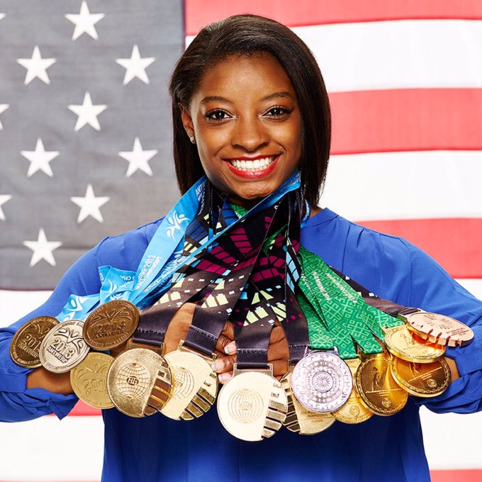 Happy 20th birthday to our Gold Medalist/world Olympic champion