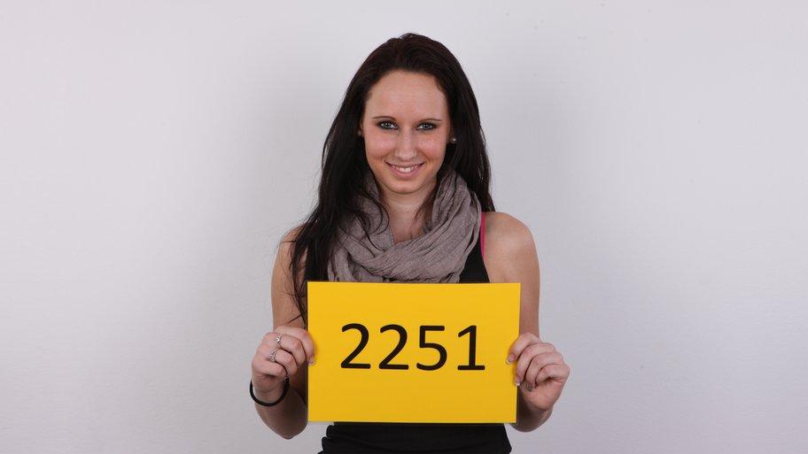 HD Czech Casting Adriana 2251