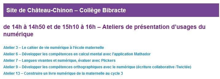 #U2N c'est aussi au collège Bibracte de Château-Chinon @reseau_canope @canope_58 @dsden58 @dane_dijon https://t.co/oBnCu5Jhf3