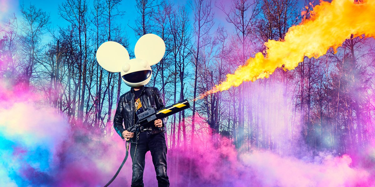 WIN 4-Pack of tickets to either of the SOLD OUT @deadmau5 shows! ENTER --> https://t.co/TH77p6LCHN https://t.co/gKQ6l9LIXc