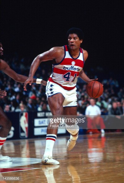 Happy Birthday to Wes Unseld, who turns 71 today!