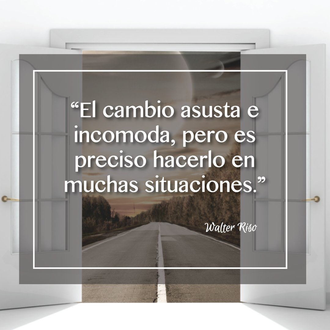 #WalterRiso #Frases #Reflexiones<br>http://pic.twitter.com/quu6WgZGP9