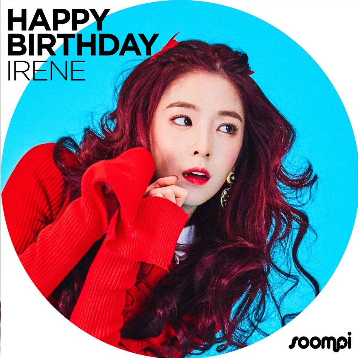 Happy Birthday to #REDVELVET's Irene! #HappyIreneDay https://t.co/bbFh...