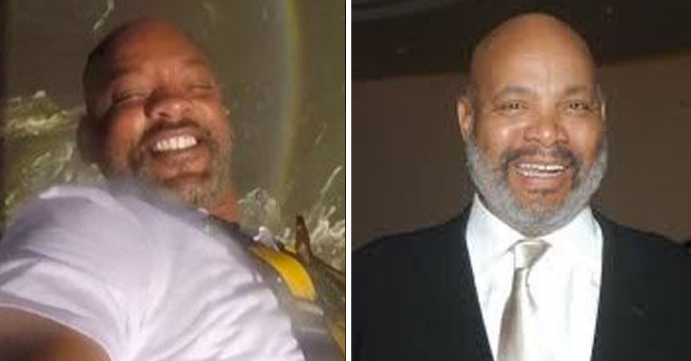 Um, so Will Smith now somehow looks exactly like Uncle Phil https://t....
