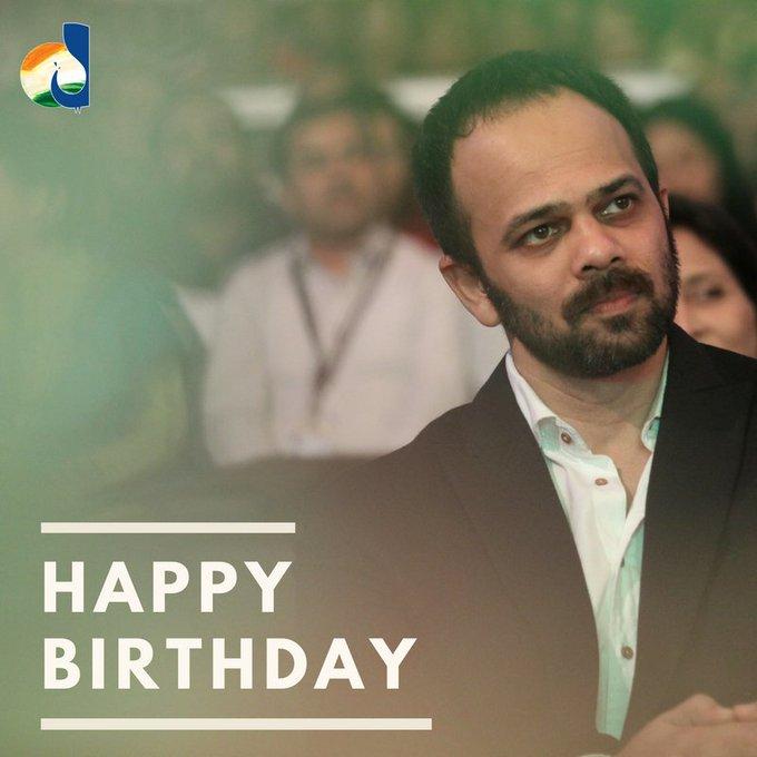 Happy Birthday Rohit Shetty