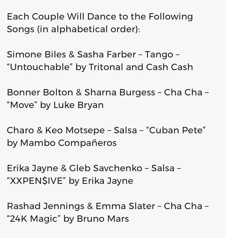 On the first week of #DWTS24 ... https://t.co/EUIw5ujhA3 https://t.co/ljgKsVbyDY