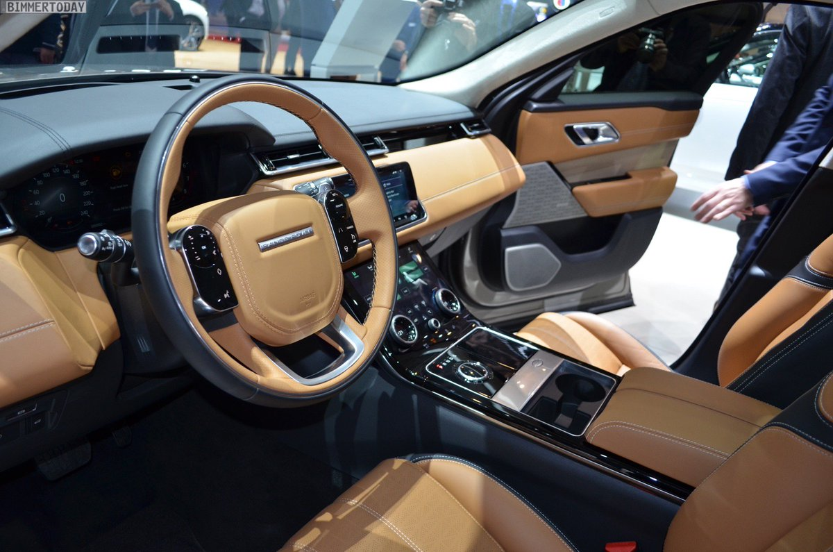 Range Rover Interiors Color