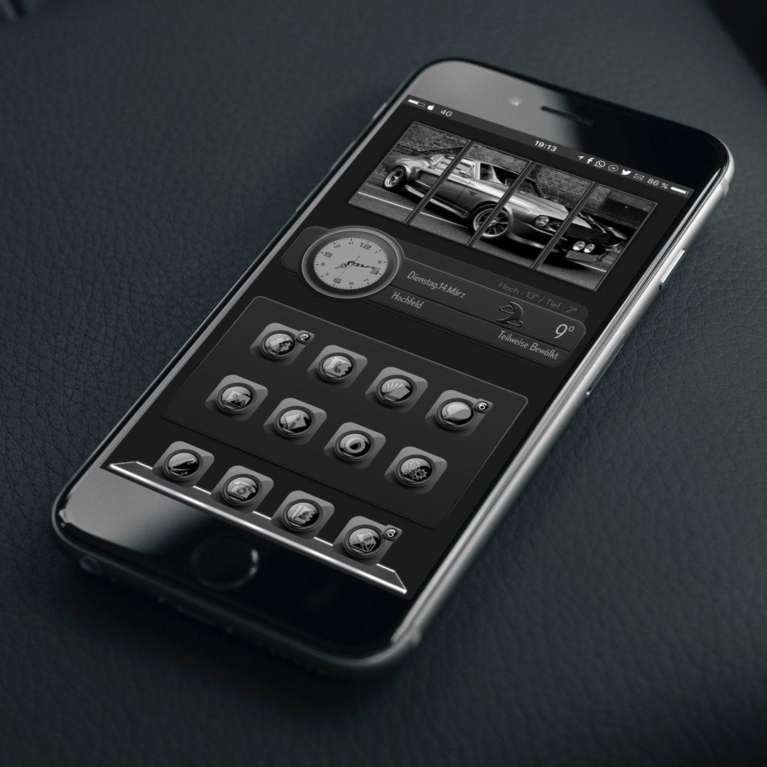 Blacknux @Chris_Themes (mod by me) Widget 1 by me Widget 2 @kupkez @Andorri Dock by me TYVM<br>http://pic.twitter.com/JKrB4YA3bk