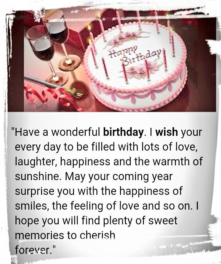 Sunita Kaul On Twitter Happy Birthday May Your Day Be As
