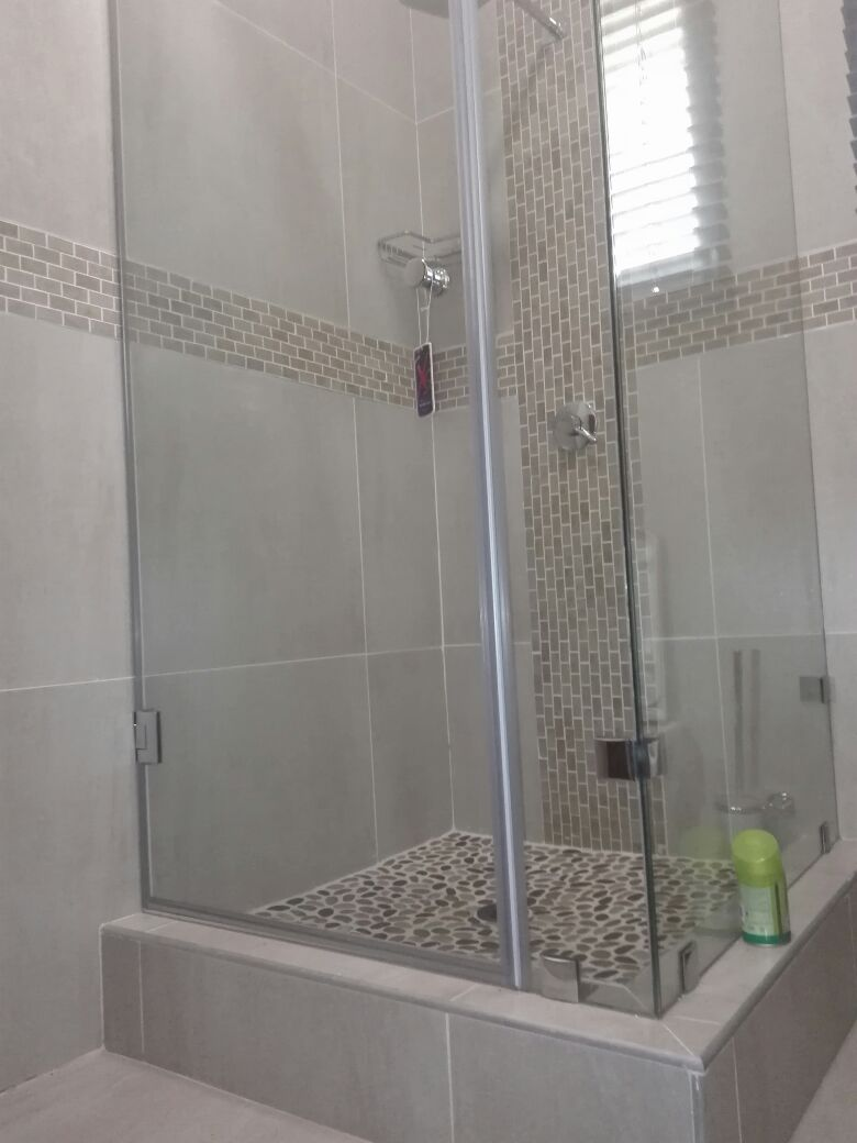 Sikhulile Group On Twitter Frameless Shower Door
