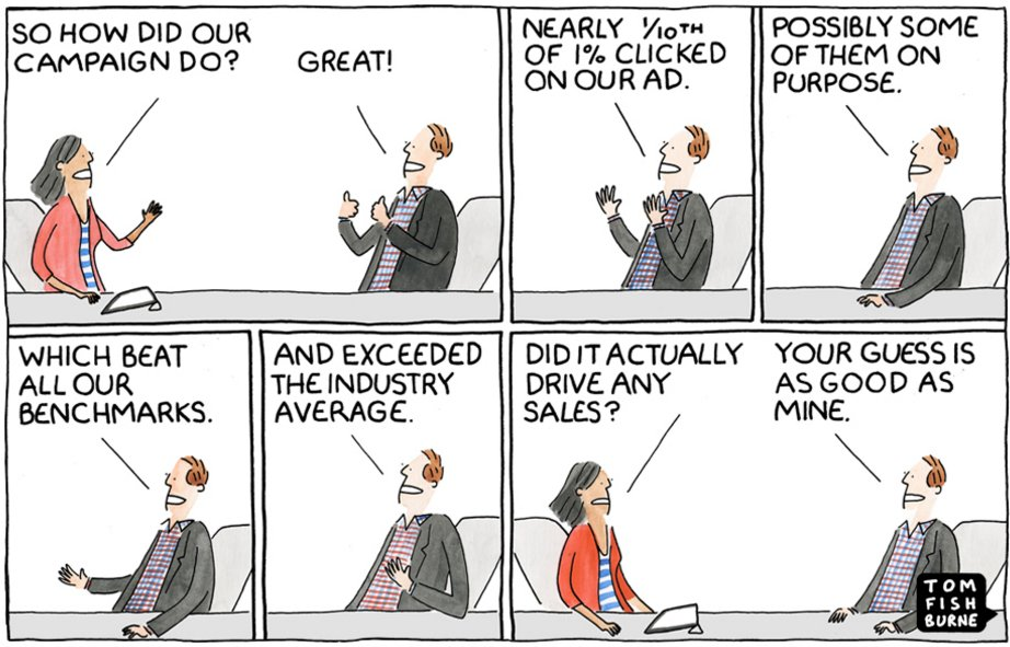 Always remember - what gets measured, gets done.  :-) #measure #CRO - Great sessions at #ConvCon on Analytics... https://t.co/9RKbqomEgr