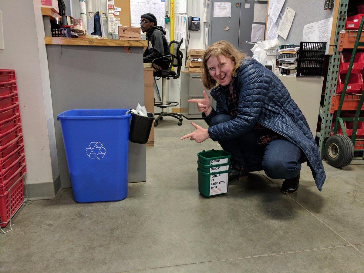 Zero Waste Workplace