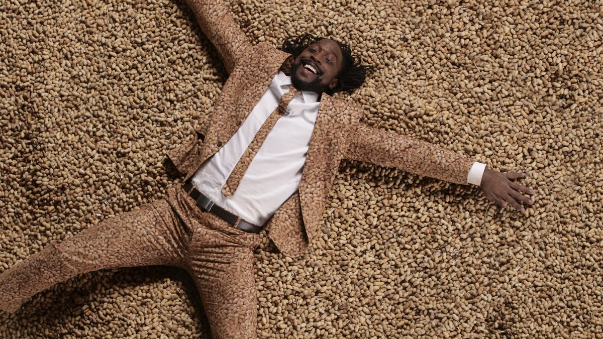 Whatever my guy @peanuttillman is up to, it looks delicious! Keep your...