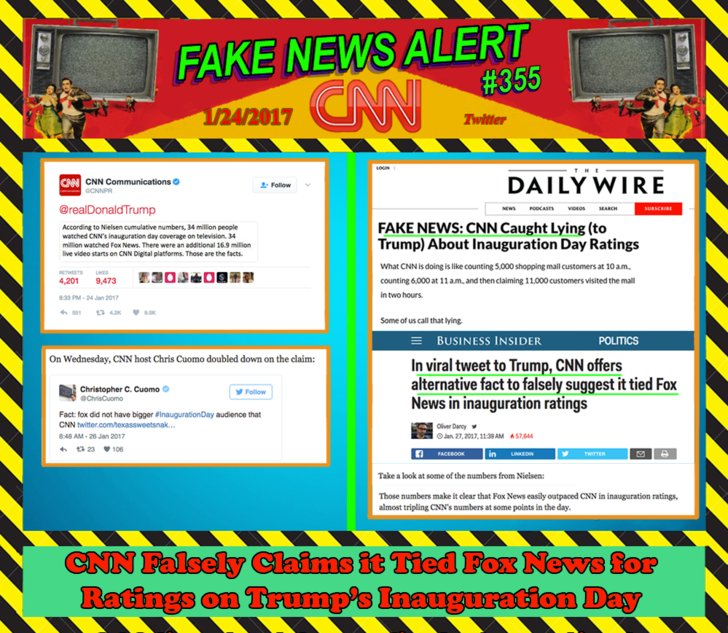 We must spread the word and the TRUTH! CNN is not telling the truth! #CNNisFakeNews  Let us know —&gt;  http:// bit.ly/2nff5xU  &nbsp;  <br>http://pic.twitter.com/P8EqLAKOEv
