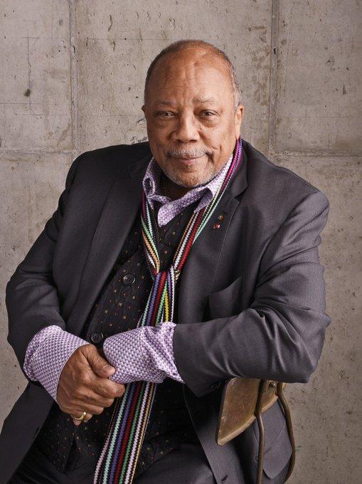 Happy Birthday Quincy Jones!!!