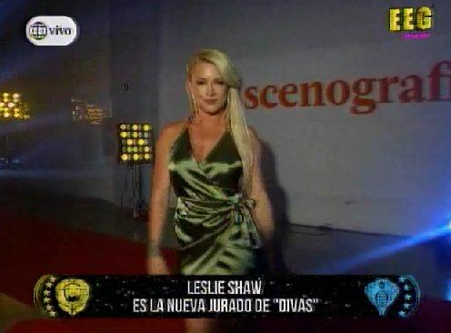 Thumbnail for EEG: Nuevos jurados en 'Divas'