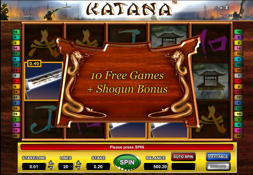 slots gratis katana