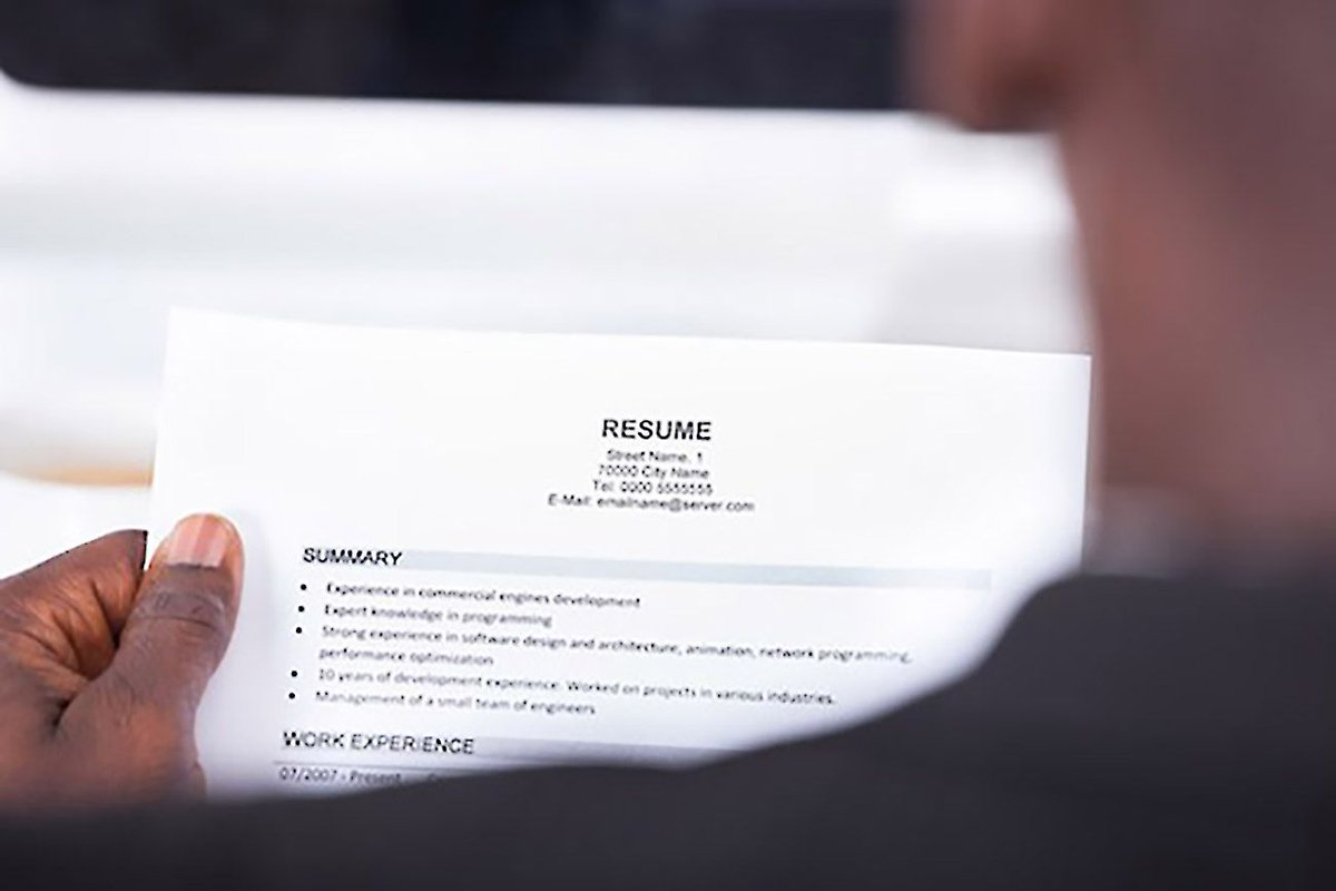 Resume Tips and Tricks From an Expert   Man Repeller
