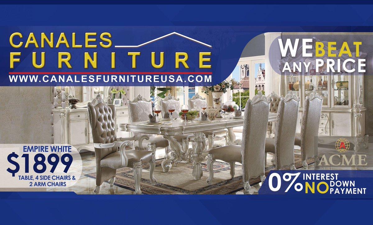 Canales Furniture On Twitter Compra Y Ahorra Ya Con Muebleria Canales Este Comedor Por Tan Solo 1899 Https T Co Pfmikvlz0p